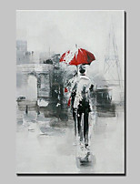 Large Canvas Oil Painting Hand Painted Modern Landscape Picture Wall Art With Stretched Frame Ready To Hang 90x140cm