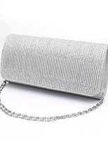 Women-Formal / Event/Party / Wedding-Glitter-Evening Bag-Gold / Silver / Black