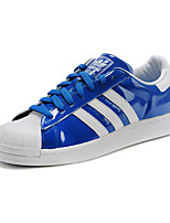Adidas Originals Superstar Shoes Men's Skate Casual Sneakers Shoes Blue Red