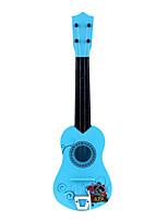 abs orange / pink / blau / braun Simulation Kind Gitarre für Kinder Musikinstrumente Spielzeug gelegentliche Anlieferung