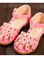 Girls' Shoes Casual Comfort Sandals Blue / Pink / Peach
