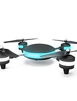 Drone FPV 4CH 6 Eixos 2.4G Com Câmera Quadcópero com CRRetorno Com 1 Botão Auto-Decolagem Modo Espelho Inteligente Vôo Invertido 360°