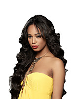 Unprocessed Brazilian Human Hair Wigs Lace Front Wigs Body Wave Virgin Hair with Baby Hair for Black Women