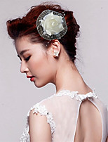 נשים בד כיסוי ראש-חתונה / אירוע מיוחד קישוטי שיער חלק 1