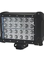1pcs 24v Anhänger LED-Lichtleiste 6,5 '' 80w cree Lichtleiste vier Reihen LED-Lichtleiste führte