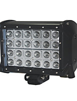 1pcs 24v trailer geleid lichtbalk 6,5 '' 80w Cree LED lichtbalk vier rijen geleid lichtbalk