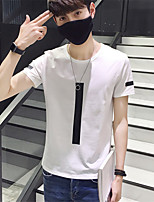 Men T-Shirt 2016 Tees Summer Style Fashion Men T Shirt Short Sleeve Men Brand Sports Cotton Tee