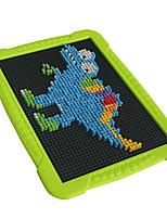 q capsules puzzle éveil enfants jouets éducatifs faits à la main grain du papier puzzle d'amusement 1400