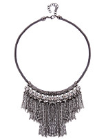 LGSP Women's Alloy Necklace  Daily Rhinestone61161043