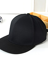 Unisex Casual Outdoor Male Ms  Pure Color Bow Visor Baseball  Hat
