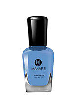 Mshare Pregnant Women with Children Available Blue 15ML Nail Polish for 2 Years