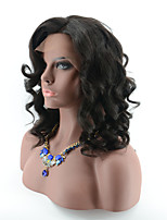 Malaysian Virgin Human Hair Wig For Woman 8A Grade Body Wave Glueless Full Lace Wig With Baby Hair Side Part