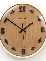 Simple wall clock 17