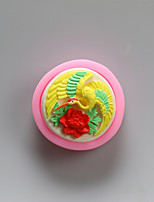 Bird Chocolate Silicone Molds,Cake Molds,Soap Molds,Decoration Tools Bakeware