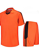Others Kid's Short Sleeve Soccer Clothing Sets/Suits Breathable / Quick Dry / Football / Running