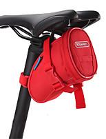 Bolsa para Bagageiro de Bicicleta Á Prova-de-Água / Camurça de Vaca á Prova-de-Choque / Vestível / Multifuncional CiclismoPVC / Póliester