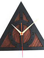 The Deathly Hallows Sign Wall Clock