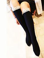 Women Medium Stockings,Cotton