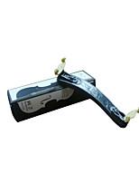 Stand Guitar / Violin / Ukulele Musical Instrument Accessories Steel Black