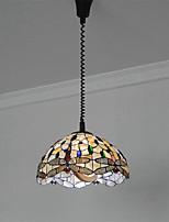Max 60W Tiffany Mini Estilo Otros Metal Lámparas ColgantesSala de estar / Dormitorio / Comedor / Cocina / Habitación de estudio/Oficina /