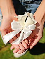 Bouquets de Noiva Forma-Livre Rosas / Lírios Alfinetes de Lapela Casamento / Festa / noiteAmarelo / Rosa / Vermelho / Verde / Champagne /