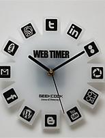 Simple wall clock 14