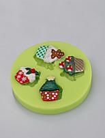 Moldes de Forno Chocolate / Bolo / Biscoito / Cupcake