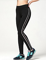 Women's Running Breathable Bottoms Running Sports Wear Black