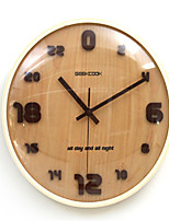 Simple wall clock 16