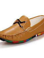 Men's Shoes PU Wedding / Office & Career / Casual / Party & Evening Oxfords Wedding / Office & Career / Casual / Party & Evening Flat Heel