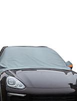 PEVA prevenir la capilla del coche parasol