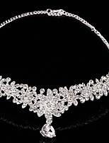 Women's Rhinestone / Alloy Headpiece-Wedding / Special Occasion / Outdoor Head Chain 1 Piece
