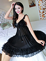 women's Loose size nightdress set (skirt + t pants)