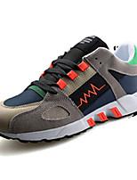 Zapatos Sneakers Tul Negro / Azul / Rojo / Naranja Hombre / Unisex