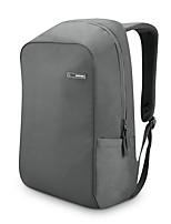 POFOKO® 14 Inch Waterproof Oxford Fabric Laptop Backpack Black/Gray