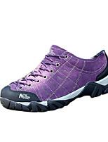 Scarpe da uomo-Sneakers alla moda-Casual-Felpato-Blu / Viola / Grigio / Kaki / Fucsia