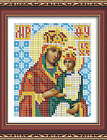 DIY 5D Painting Cross Stitch Human Series Religion Embroidery Kits For Russia Human 26*30cm