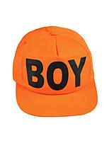 Unisex Cotton Summer Letter Printing Hip-hop Baseball Sun Hat