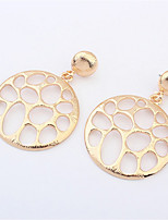 Stud Earrings Women's Alloy Earring Crystal
