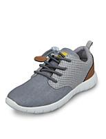 BOY-Sneakers alla moda-Comoda / Punta arrotondata / Chiusa-Di pelle / Spigato / Denim / PU (Poliuretano)