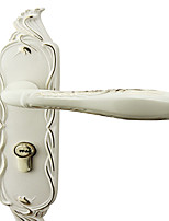 elegant type Ivory white lock