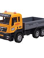 Dibang - Children's toy car 1:72 alloy car model toy truck excavator (8PCS)