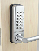 Second Version Mechanical Password Door Lock,Deadbolt Code Locks
