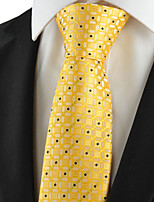 KissTies Men's Novelty Graphic Tie Suit Necktie Wedding Party Holiday With Gift Box (3 Colors Available)