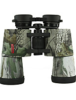 BRESEE 10 50mm mm Binoculars BAK4 Weather Resistant # # Central Focusing Multi-coated General use Normal Green