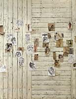 3d shinny effet cuir grand papier mural croquis papier photo art mur de mur de décoration murale