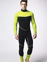 The new Chlorine With Black Neoprene Wetsuit Surf Suit