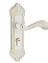Zinc Alloy Retro Wooden doors Handle lock(CX4523-2)