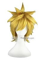 Naruto-Uzumaki Naruto Blonde 14inch Anime Cosplay Wig CS-016A