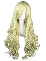K-ON!-Kotobuki Tsumugi Light Gold 32inch Anime Cosplay Wig CS-032A